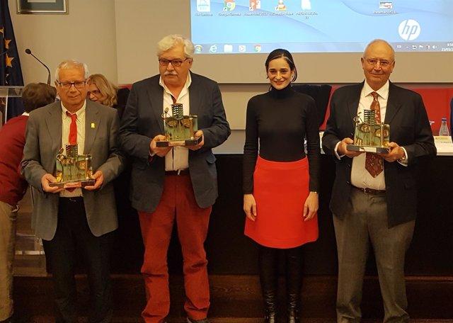 AEMET premia a tres colaboradores por el Día Meteorológico Mundial