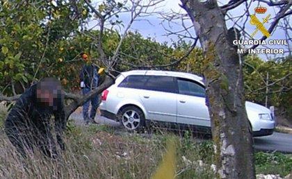 Detenidos en Laredo dos miembros de una banda dedicada al robo de viviendas