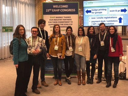 La SEFH acude al 23 Congreso de la Asociación Europea de Farmacia Hospitalaria en Gotemburgo