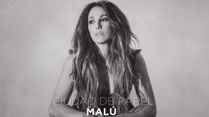 Malú estrena Ciudad de papel, intenso adelanto de su próximo disco
