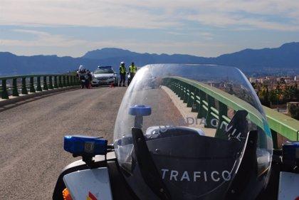 Tráfico espera 560.000 desplazamientos por las carreteras de la Región estas fiestas