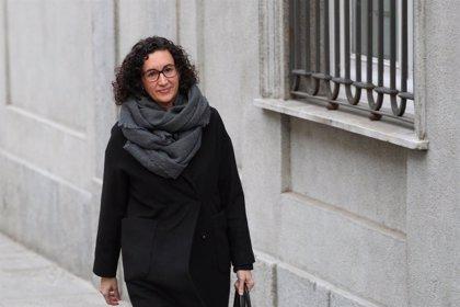 """La CUP afirma que Marta Rovira ha huído para """"tener voz"""" ante la """"persecución política y judicial"""" en España"""