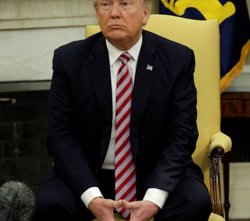 Trump deixa l'assessorament de Seguretat Nacional en mans de John Bolton, el 'falcó' intervencionista de Bush (KEVIN LAMARQUE - Archivo)