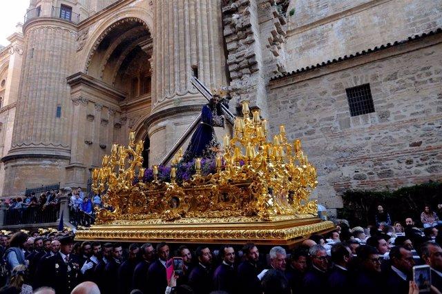 Cofradía de Nuestro Padre Jesús el Rico de Málaga