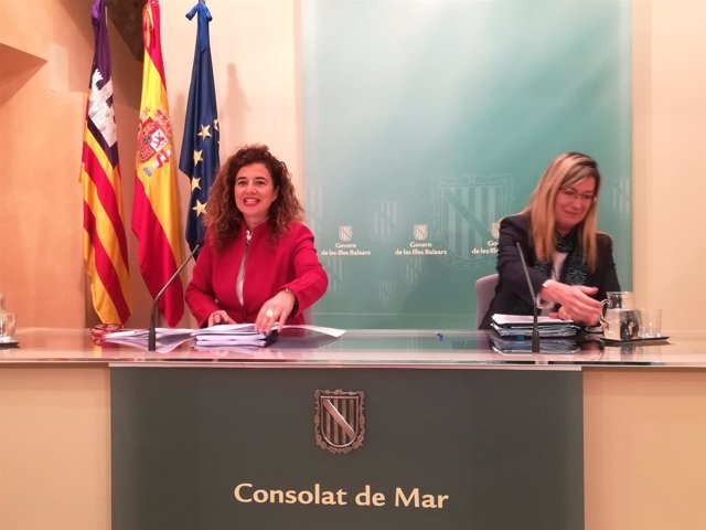 Pilar Costa Y Patricia Gómez