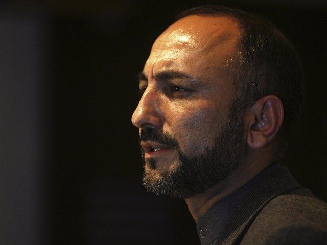 Mohamed Hanif Atmar, asesor de seguridad afgano