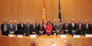 La Fundación de Protección Social de la OMC clausura su centenario en el Congreso de los Diputados (FUNDACIÓN DE PROTECCIÓN SOCIAL DE LA OMC)