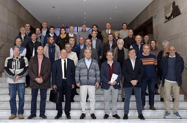 Tarragona 2018 detalla al COE el estado de infraestructuras y servicios