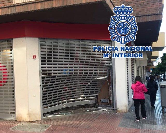 Nota De Prensa Policía Nacional Y Foto