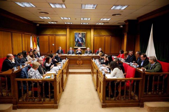 El pleno de la Diputación acepta requerimientos de Lúcar y Serón sobre Galasa.