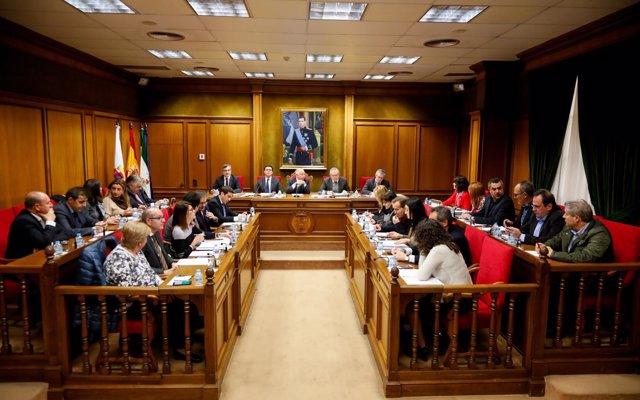 Diputación aprueba por unanimidad ampliar el servicio de Galasa en Serón y Lúcar hasta el 1 de octubre