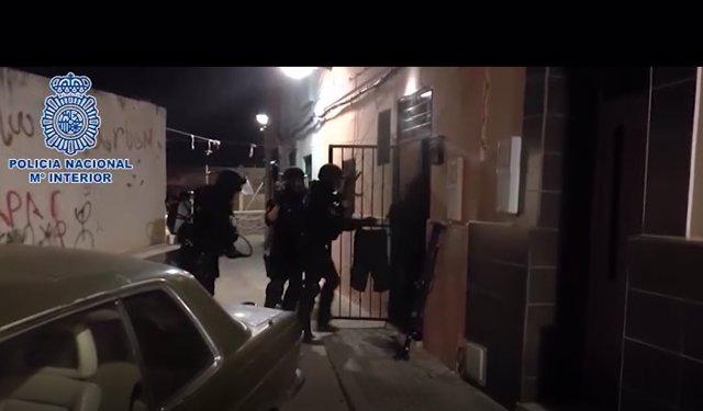 La Policía Nacional desarticulada una célula yihadista