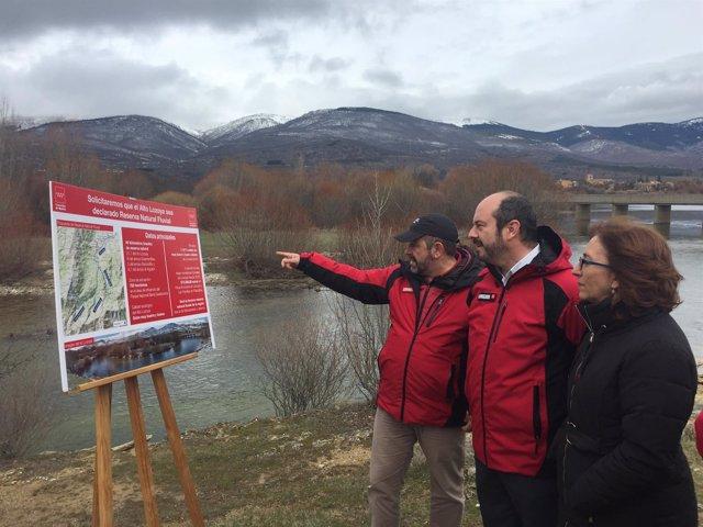 Nota, Audio Y Fotos: La Comunidad De Madrid Solicitará La Declaración Del Alto L