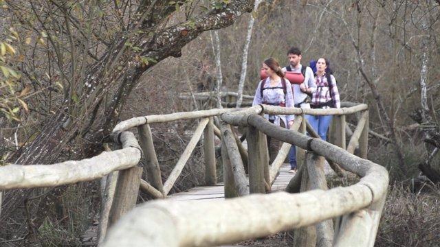 Nota De Prensa Y Fotos Datos Turismo Febrero