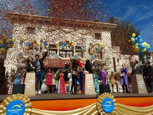 Inauguración temporada PortAventura World