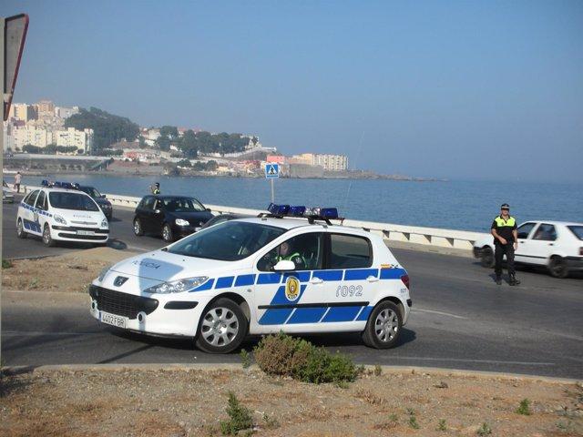 Policía Local de Ceuta
