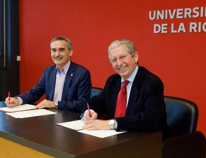 CLH renueva la colaboración con la UR para desarrollar un nuevo programa de conferencias