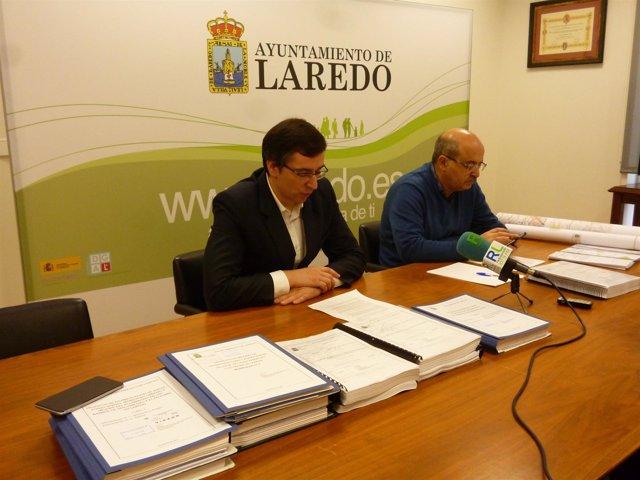 Presentación de proyectos de renovación y rehabilitación de barrios en Laredo
