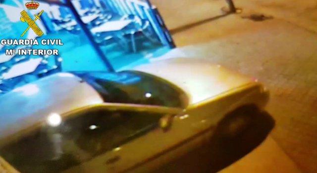 Detenido por robos por alunizaje en establecimientos hosteleros