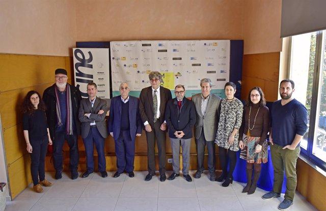 Presentación del festival 'Mallorca Arts on Screen'