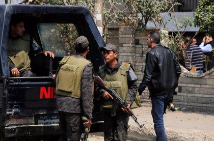 Egipto afirma haber detenido a más de 19.000 sospechosos de terrorismo entre 2014 y 2017