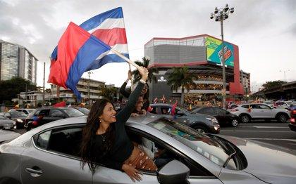Empate técnico entre los dos Alvarado en la recta final de la campaña para las presidenciales de Costa Rica