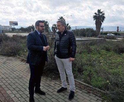 El PSOE en la Diputación de Málaga reclama la conexión de Cartaojal y el Centro Logístico de Antequera con la autovía