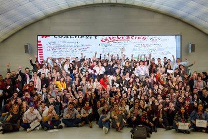 Un total de 15 empresas colaboran para luchar contra el abandono prematuro escolar y el paro juvenil en Madrid