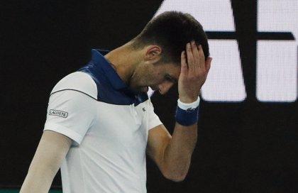Djokovic alarga su calvario y cae ante Paire en Miami