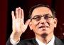 """Foto: Martín Vizcarra pide en su primer mensaje como presidente de Perú el final de una """"política de odio y confrontación"""""""