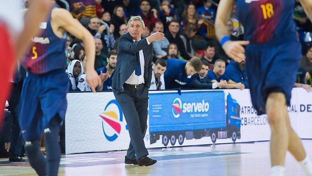 Svetislav Pesic Barcelona Lassa