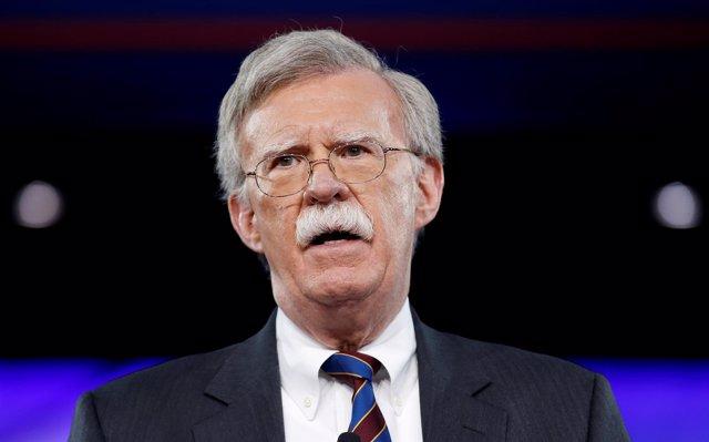 John Bolton, En La Conferencia De Acción Política (CPAC)