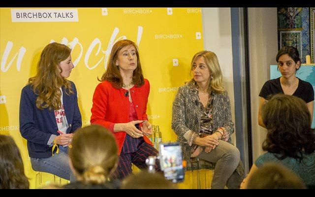 Birchbox organiza una campaña para dar visibilidad a las mujeres