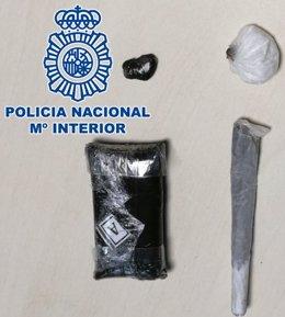 """Nota De Prensa: """"La Policía Nacional Detiene A Un Hombre Por Un Delito Contra La"""
