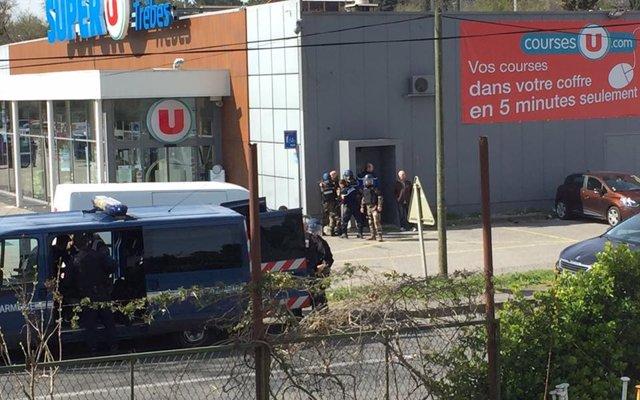 Detenida una segunda persona en relación al ataque terrorista de Carcasona y Trébes