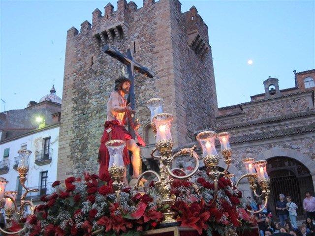 Cristo de la Victoria de Cáceres