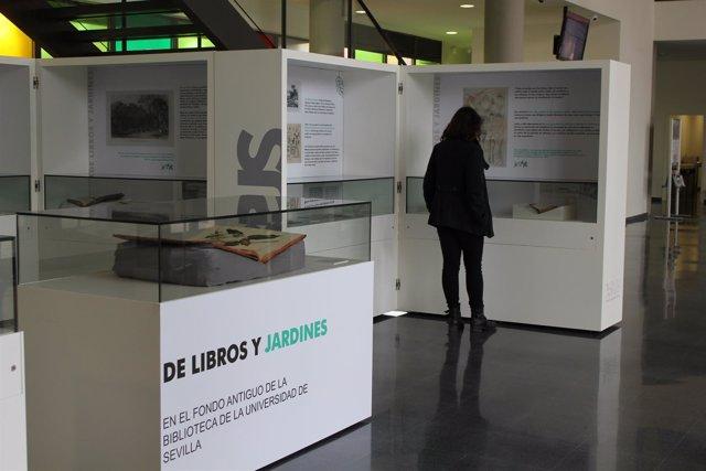 """La Biblioteca De La Universidad De Sevilla Presenta La Exposición """"De Libros Y J"""