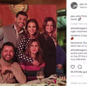 Paula Echevarría y Miguel Torres formalizan su relación en Instagram