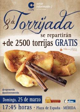 Cartel Torrijada 2018