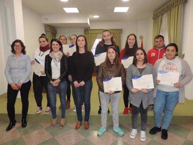 Una veintena de alumnos han participado en el curso de monitor de ocio.