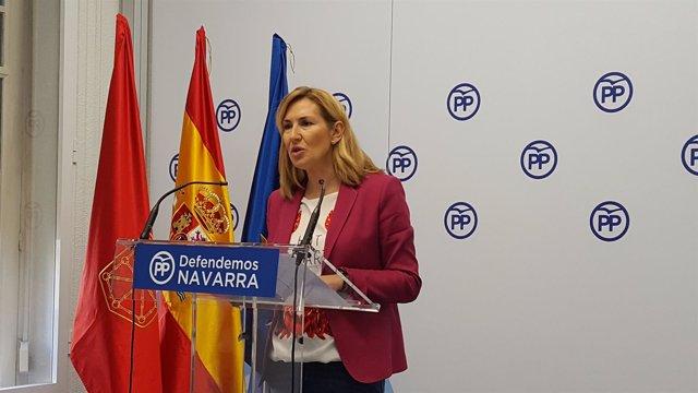 Ana Beltrán.