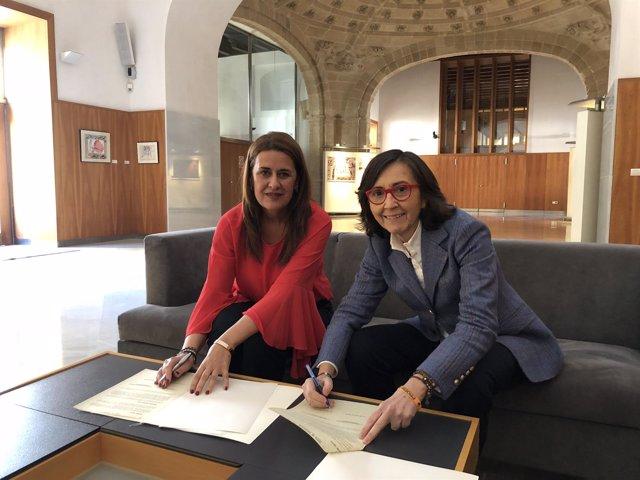 Acuerdo de colaboración entre las consejerías de Educación y Justicia