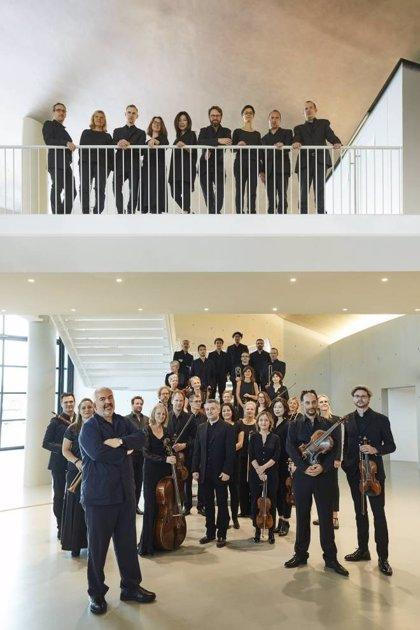 El Auditorio Regional acoge este domingo 'La Pasión según San Mateo' a cargo de Les Musiciens du Louvre