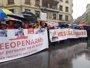 Centenares de personas se concentran en Barcelona en apoyo a Proactiva Open Arms