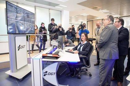 Zoido inaugura en Sevilla la ampliación del Centro de Gestión del Tráfico del Suroeste