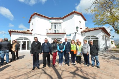 El Ayuntamiento de Málaga invierte más de 300.000 euros para rehabilitar el mercado municipal de Churriana