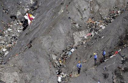 Alemania recuerda con un minuto de silencio la tragedia de Germanwings