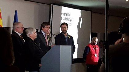 Toni Comín defiende que él y Puigdemont sigan siendo diputados y confía en un acuerdo con la CUP