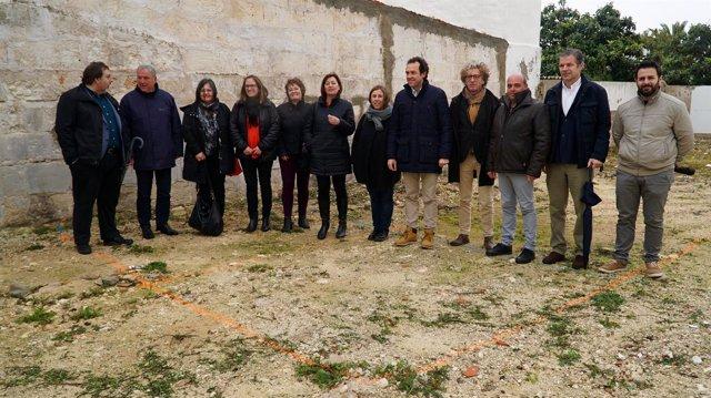 Cuatro viviendas de protección oficial en Sant Lluís
