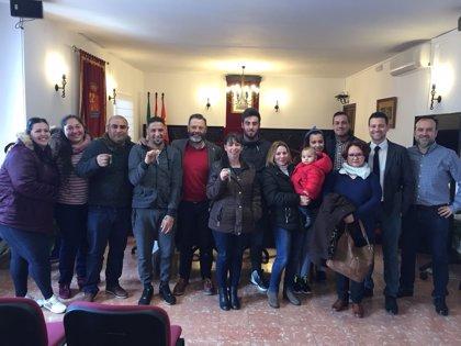 La Junta entrega en Torreperogil (Jaén) las llaves de viviendas de su parque público a familias con necesidades